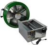 AirScape 4.4e WHF Whole House Fan -- 4.4e WHF