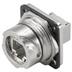 Passive Industrial Ethernet IP67 Plug-In Connector V1 Metal Bayonet Sets - RJ45 -- IE-BS-V01M-RJ45-C - Image