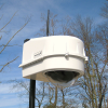 900 MHz High Security PTZ Dome Housing -- AW-D2-900S-Image