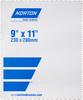 Norton Adalox AO Coarse Grit Paper Sheet -- 7660700155 -Image