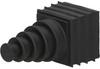 Cable seal CONTA-CLIP KDS-DE/K 2-15 BK - 28553.4 -Image