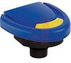 Sensor, Ultrasonic,8.2 ft Range, 1 in NPT, NEMA 6P, 10 ft Cable, cFMus w/Fob -- 70067741