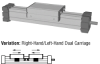 Linear Ball Screw Actuator -- EGK 30 - Image