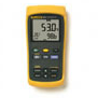 Single Input Thermometer W/USB Recording, 60Hz Noise Rejection -- Fluke 53-2 B 60HZ