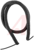 Cord; 8; 0.245 in.; 48 in.; 23 AWG; 120V (Max.); 1 A; Black; UL Listed -- 70195217