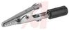 Alligator Clip; Cadmium Plated Steel; Black; 2.28 in. -- 70020792