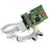 4 Port RS422/485 PCI Serial Port Card With Opto Isolation -- UC-368