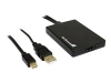 StarTech.com MINI DISPLAYPORT TO HDMI W USB AUDIO -- MDP2HDMIUSBA