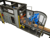R-factor Hybrid Floor Level Palletizer -- FL2000-R - Image