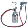 Air Spray -- 2100 Spray Gun, Hoses And 2 Quart Cup - Image