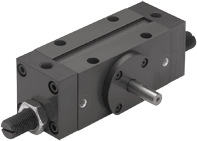 Pneumatic Rotary Actuators Information