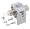 UHF F/F In/Out Coaxial RF Surge Protector, 1.5MHz - 700MHz, DC Block, 2kW, 50kA, Blocking Cap and Gas Tube -- FMSP1026 -Image
