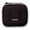 Toshiba - Storage drive carrying case - black -- PA1475U-1CHD