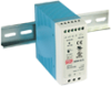 Single Output Industrial DIN Rail Power Supply -- MDR-40 Series 40 Watt-Image