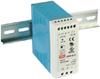 40 Watt Industrial DIN Rail Power Supply -- MDR-40 Series - Image