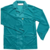 Desco 73844 Polyester Smock Statshield Jacket with Snaps… -- DESAY 73844
