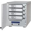 Sonnet Fusion D400QR5 DAS Hard Drive Array - 12 TB Inst.. -- FUSD4QR512TB
