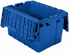 Container, Attached Lid Container 12 gal -- 39120BLUE
