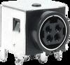 DIN Dc Power Connectors -- PD-40S - Image