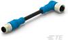 M8/M12 Cable Assemblies -- T4162114005-007 -Image