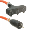 Power, Line Cables and Extension Cords -- 42-1005-ND -- View Larger Image