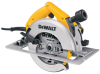 "7-1/4"" (184mm) Circular Saw with Rear Pivot Depth of Cut Adjustment and Electric Brake -- DW364"