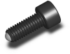 Ball Socket Head Screw - Ball - M8 X 20 -- BCR-16X40