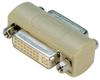 DVI Bulkhead Adapter Female/Female -- MDC00008
