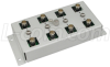 Indoor Quad Coaxial Video Surge Protector - BNC Connectors -- CMSP-VIDEO-4