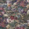 Floral Garden Tapestry Fabric -- R-Garden Glory -- View Larger Image