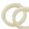 4mm ID x 6mm OD Natural Nylon 6 Tubing 100' Roll -- 58521