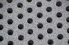 Perforated Stair Treads -- Stainless Steel