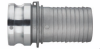 Tri-Couple™ Quick-Acting Couplings -- AL-E -Image