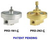 Single-Stage Diaphragm Pressure Regulator -- PRD