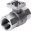VAPB-1/2-F-40-F03 Ball valve -- 534304