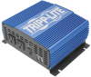 1500W Medium-Duty Compact Mobile Power Inverter with 2 AC/2 USB - 2.0A/Battery Cables -- PINV1500 - Image