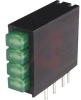 2X3MM 4-LEVEL GREEN LED, CBI, TUBE -- 70062999 - Image