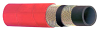 250 PSI Chlorobutyl Steam Hose, Red Cover -- T331AH