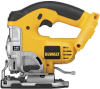 18V Cordless Jig Saw with Keyless Blade Change (Tool Only) -- DC330B