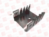 AAVID THERMAL TECHNOLOGIES 593002B03400G ( HEAT SINK; PACKAGES COOLED:TO-220; THERMAL RESISTANCE:13.4 C/W; EXTERNAL HEIGHT - METRIC:30MM; EXTERNAL WIDTH - METRIC:23.93MM; EXTERNAL LENGTH - METR ) -- View Larger Image
