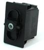 Carling Technologies VAD1S00B-00000-000 Unlit, DPST, On-Off, 12V/20A Rocker Switch -- 44321 - Image