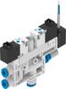 Vacuum generator -- OVEL-5-H-10-PQ-VQ4-UA-C-A-V1V-H3 -Image