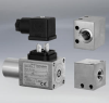 Compact Mechanical Pressure Switch -- Series 8000