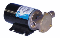 DC powered pump from Xylem Flow Control