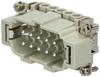 Connector insert ILME CNEM-10T - Image
