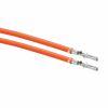 Jumper Wires, Pre-Crimped Leads -- 0430300001-10-A2-D-ND -Image