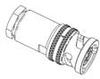 RF Connectors / Coaxial Connectors -- M49142/03-0001 -Image