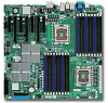 SUPERMICRO MBD-X8DAH+-O Xeon Intel 5500 Enhanced EATX Motherboard -- MB-SM-MBD-X8DAH-O - Image