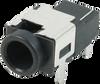 Interconnect > Dc Power Connectors > Jacks > 0.8 mm Center Pin -- PJ-071