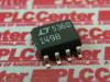 ANALOG DEVICES LT1498CS8PBF ( IC, OP-AMP, 10.5MHZ, 4.5V/ US, SOIC-8; OP AMP TYPE:PRECISION; NO. OF AMPLIFIERS:2; SLEW RATE:4.5V/¦S; SUPPLY VOLTAGE RANGE:2.2V TO ¦ 15V; AMPLIFIER CA ) -Image